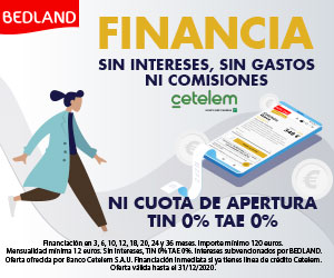 FINANCIACIÓN AL 0% - CETELEM